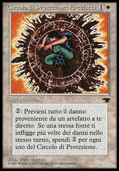 Circle of Protection: Artifacts (Circolo di Protezione: Artefatti)