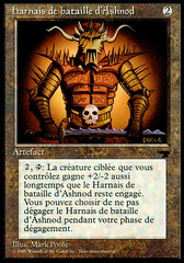 Ashnod's Battle Gear (Harnais de bataille d'Ashnod)