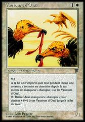 Osai Vultures (Vautours d'Osai)