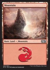 Mountain (263) - Foil