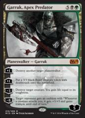 Garruk, Apex Predator - Foil