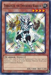 Terratiger the Empowered Warrior - YS14-EN014 - Common - 1st Edition