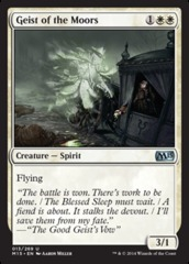 Geist of the Moors