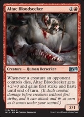 Altac Bloodseeker on Channel Fireball