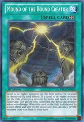 Mound of the Bound Creator - DRLG-EN025 - Secret Rare - Unlimited Edition