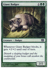 Giant Badger