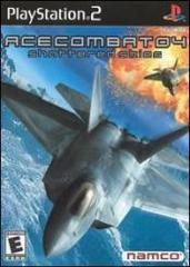 Ace Combat 04 - Shattered Skies (Playstation 2)