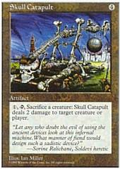 Skull Catapult