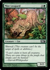 Mist Leopard