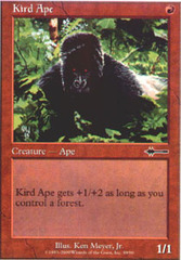 Kird Ape on Channel Fireball