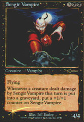 Sengir Vampire on Channel Fireball