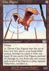 Clay Pigeon on Channel Fireball