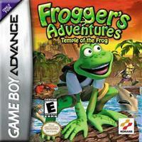 Frogger's Adventures Temple of the Frog