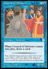 Council of Advisors on Channel Fireball