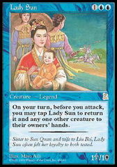 Lady Sun on Channel Fireball