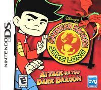 American Dragon Jake Long: Attack of the Dark Dragon
