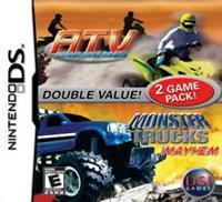ATV: Thunder Ridge Riders / Monster Trucks Mayhem