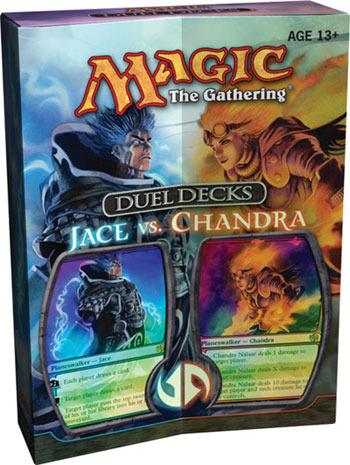 Duel Decks: Jace vs. Chandra