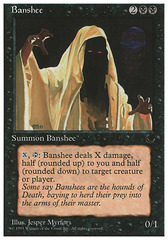 Banshee on Channel Fireball