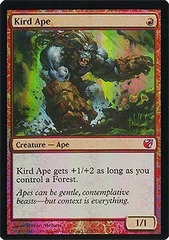 Kird Ape - Foil on Channel Fireball