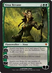 Nissa Revane on Ideal808