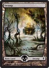 Swamp (240) - Full Art