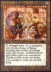 Urza's Avenger on Channel Fireball