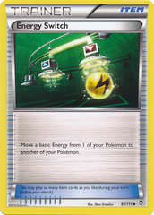 Energy Switch - 89/111 - Uncommon
