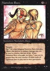 Nameless Race
