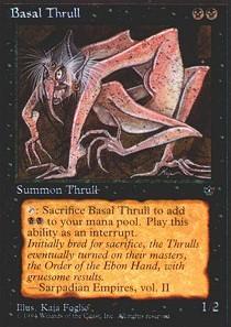 Basal Thrull (Kaja Foglio)