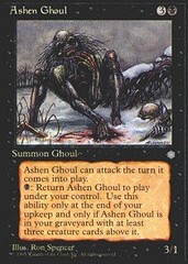 Ashen Ghoul on Channel Fireball