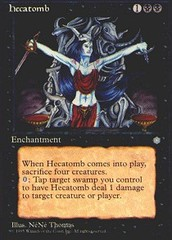 Hecatomb on Channel Fireball