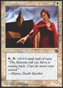 Abbey Matron (Quote Murat, Death Speaker)