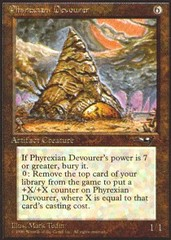 Phyrexian Devourer on Ideal808