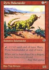 Pyric Salamander
