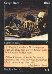 Crypt Rats on Channel Fireball