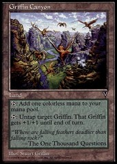 Griffin Canyon on Channel Fireball