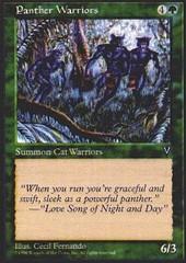 Panther Warriors