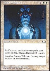Aura of Silence on Channel Fireball