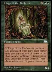 Liege of the Hollows on Channel Fireball