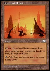 Scorched Ruins on Channel Fireball