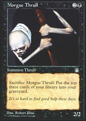 Morgue Thrull