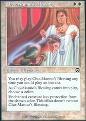 Cho-Manno's Blessing