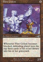 Flint Golem