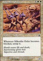 Silkenfist Order