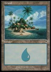 Island (335) on Channel Fireball