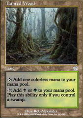Tainted Wood (TOR)