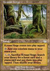 Krosan Verge