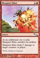 Shrapnel Blast on Ideal808