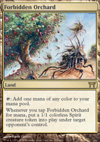 Forbidden Orchard